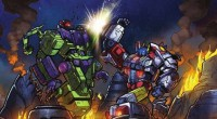 Transformers News: Seibertron.com Reviews Transformers: Robots in Disguise Ongoing #15