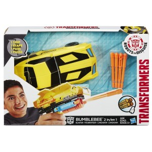 Transformers: Robots in Disguise Bumblebee Blaster