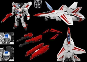 Transformers News: Confirmation of 30th Anniversary Generations Jetfire via eBay?