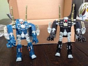 Transformers News: In hand images of TFSS 2.0 Rewind and Eject
