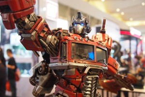 Images from Thailand Comic Con 2017: The Last Knight; HeroCross, SDX, XM Figures