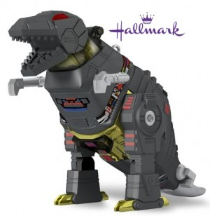 Transformers News: Hallmark Transformers G1 Grimlock Ornament