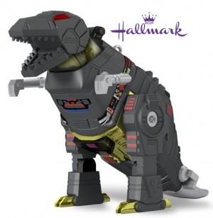 Hallmark Transformers G1 Grimlock Ornament