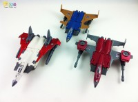 Transformers News: In-hand Images: Takara Tomy Transformers United Seekers: Elites Set