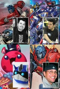Transformers News: BotCon 2013 Artist Alley Update: Ken Christiansen, John-Paul Bove, Dan Khanna, and Cally Karishokka
