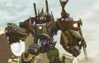 Transformers Fall of Cybertron Bruticus In-Game Image