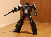 Transformers News: Video of i-Gear's PP01B, mini MP Nemesis Prime