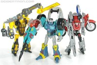 New Cybertron Scout Class Galleries!