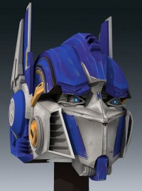 New PaperKrafts Transformers Movie Optimus Prime Head
