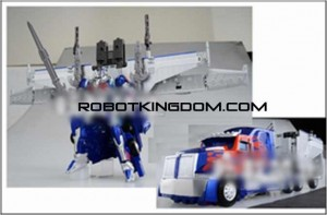 Transformers News: Takara Tomy Transformers: Lost Age LA-01 Battle Command Optimus Prime Announced