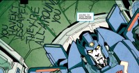 Transformers News: Transformers MTMTE #2 - 8 Page Preview