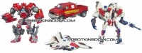 Transformers Generations GDO Leaders Starscream and Ironhide Images