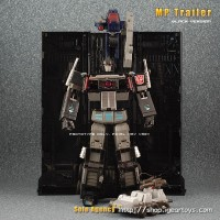 Pre-order and images of i-Gear KO MP Optimus Prime trailer