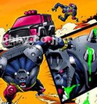 Transformers News: e-Hobby Magnificus Comic Teaser Image