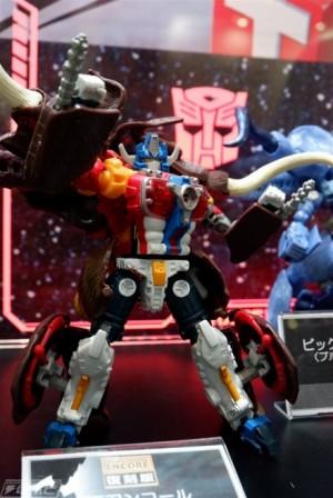 Transformers News: Takara Transformers Encore Big Convoy Revealed at Wonderfest 2018 #ワンフェス #wf2018s