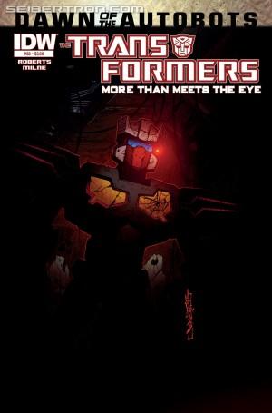 Transformers News: Sneak Peek - IDW Transformers: More Than Meets the Eye #33
