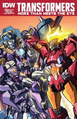 Transformers: More than Meets the Eye #41 Full Preview