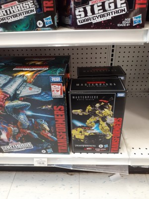 Transformers Exclusives MPM Ratchet and Gigawatt Found in stores in Canada