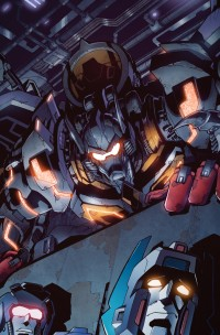 Transformers: More Than Meets The Eye Ongoing #8 Cover