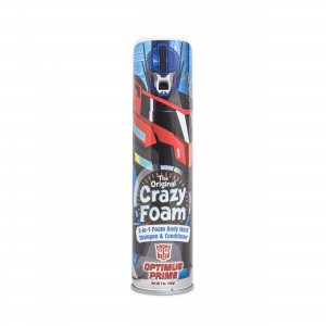 Transformers Optimus Prime 3-in-1 Fun Foam available on HTS