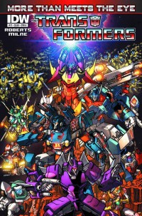 Interview with James Roberts - Spotlights, MTMTE, Dark Cybertron, Teasers