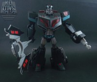 Transformers News: Takara Transformers Animated Black Convoy Exclusive Gallery
