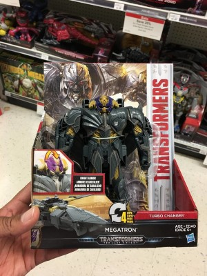 Transformers News: Transformers: The Last Knight Toys Knight Armor Megatron Sighted at US Retail