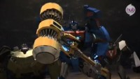 "Transformers News: Transformers Prime Beast Hunters ""Chain of Command"" Extended Promo"