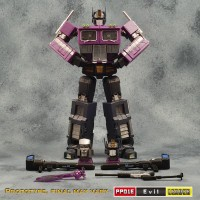 Transformers News: iGear Pre-orders for PP01E and PP01U