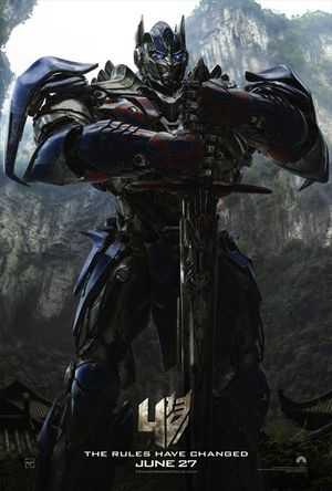 Transformers News: Age Of Extinction Is The First Film To Cross The  Billion Dollar Mark In 2014