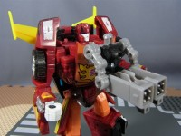 Transformers News: In-Hand Images Of Transformers United Un-23 Rodimus Prime