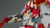 Transformers News: More Images of Reveal The Shield Strafe