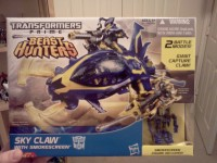 "Transformers News: Transformers Prime ""Beast Hunters"" Cyberverse Vehicles Wave 1 Released"