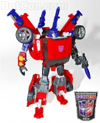 "Transformers News: BotCon 2012  ""Evil Autobot"" Tracks Revealed"