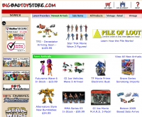 Transformers News: BigBadToyStore:  Devastator Pre-order Online