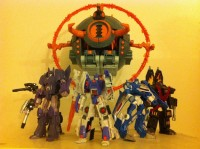 Transformers News: Video Review of Brownnoize Productions Throne of Chaos