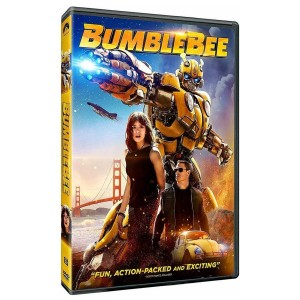 Transformers News: Bumblebee Movie Available for Pre-Order on Amazon.com - First Look at Box Art!