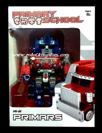 Robotkingdom Update:Transformers TFC Primary School: PS-01 Primars In Stock!