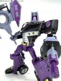 Transformers News: Upcoming 3rd party trailer for BotCon Animated Motormaster?