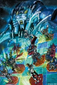 Transformers News: Simon Furman reveals DW Transformers: Energon #31-#34