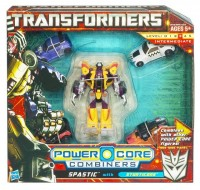 "Transformers News: Hasbro's statement about the Transformer product named ""Spastic"""