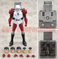 Transformers News: New CM's Corp Gutto Kuru Figure Ginrai Images