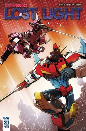 Transformers News: Variant Covers for IDW Transformers: Lost Light #20 by Jack Lawrence