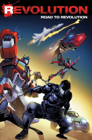 IDW Transformers September 2016 Solicitations: The Revolution Begins Here