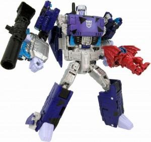 Images of Takara Tomy Transformers Legends  - G2 Megatron, Decepticon Clones, Windblade