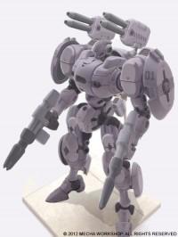 Transformers News: Mecha Workshop's ARMARAUDERS by Don Figueroa