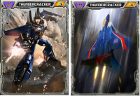 Transformers News: Transformers: Legends Mobile Device Game Thundercracker Art