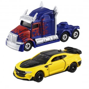 New Transformers The Last Knight Die Cast Cars From Tomica