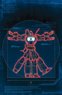 Transformers News: IDW's September Solicitations