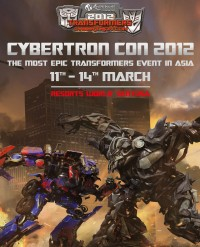 Stellar Line Up Unveiled Ahead of RWS Transformers Cybertron Con 2012